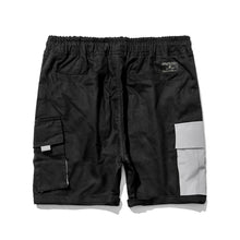 Load image into Gallery viewer, TIDE Cargo Shorts, Black