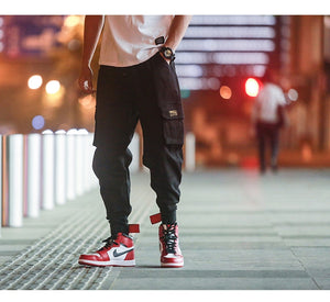 EDIT Cargo Pants, Black