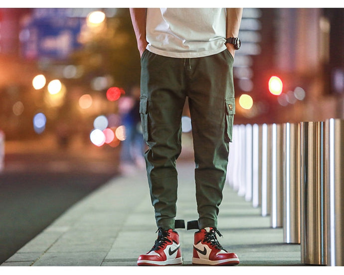 EDIT Cargo Pants, Army Green