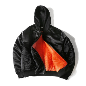 WEST Hooded Bomber Jacket