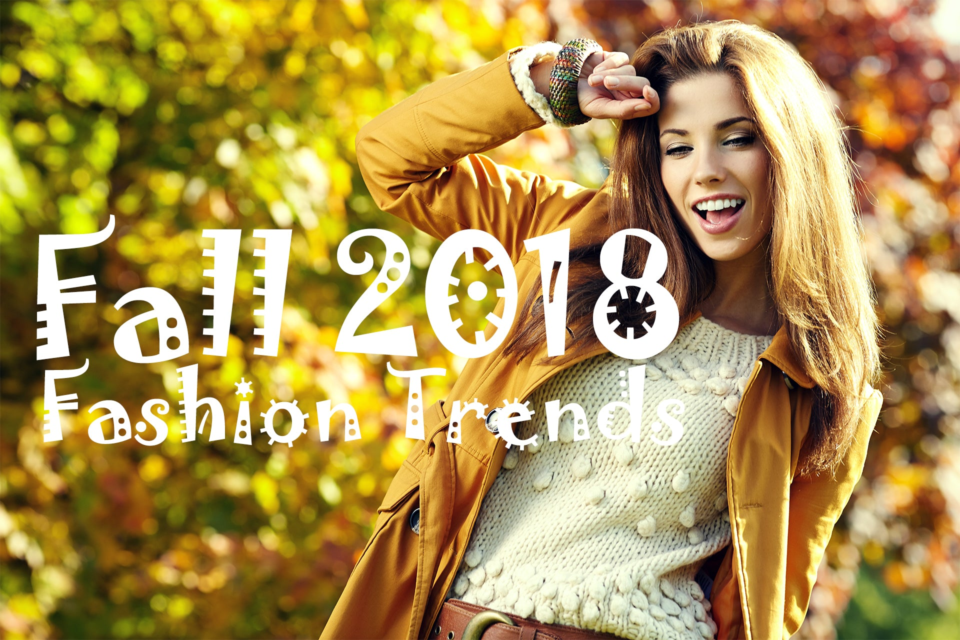 Need-to-Know Fall 2018 Fashion Trends