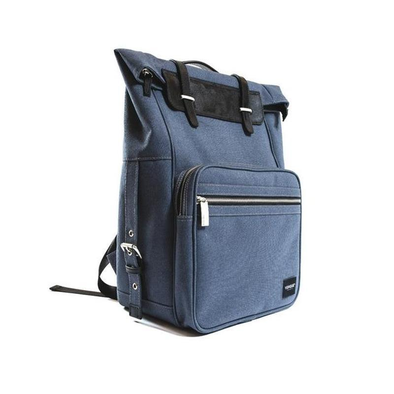 Arctic Fold Blue Backpack-Habitout