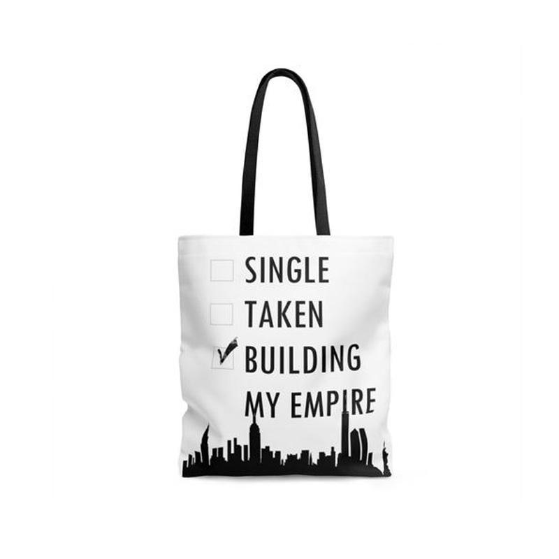 Building My Empire Tote-Habitout