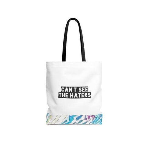 Can't See The Haters Tote-Habitout