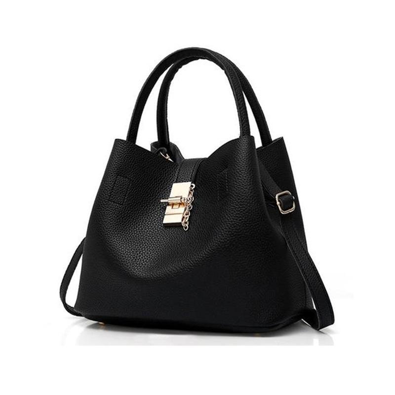 Casual and Party Wear Two Straps Tote-Habitout
