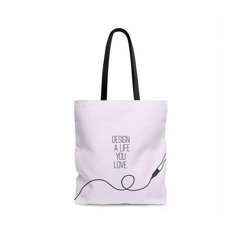 Design A Life You Love Tote-Habitout