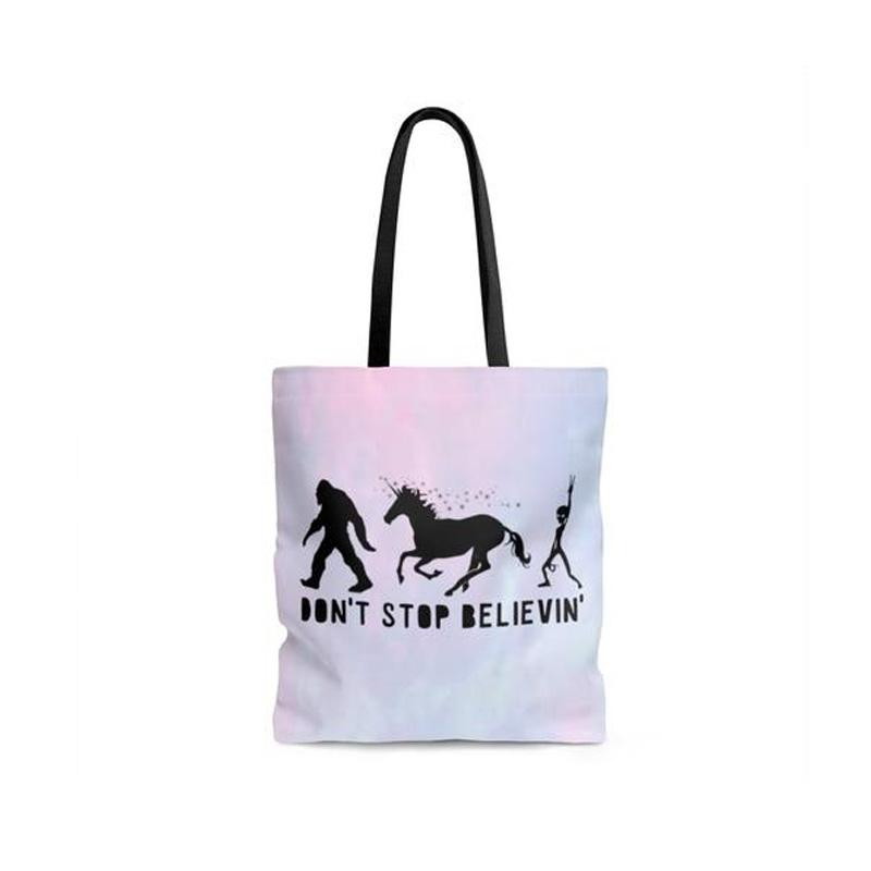 Don't Stop Believin' Tote-Habitout