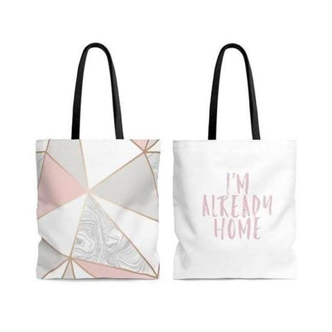 I'm Already Home Handbag-Habitout