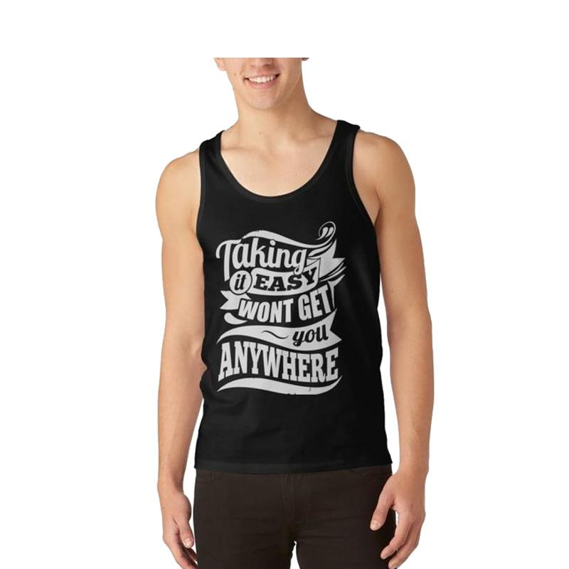 Men's Gym Tank Top-Habitout