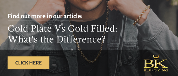 Gold plate Vs Gold filled: What's the difference