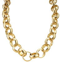 16mm XXL Gold Filled Belcher Chain - Blingkinguk