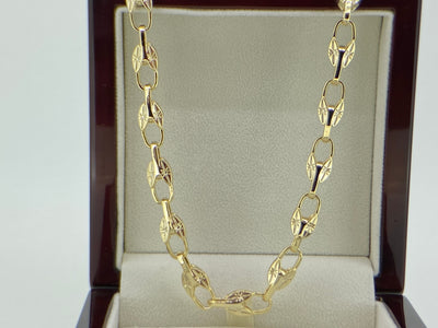 Gold Tulip Chain-Chain-Bling King-Bling King