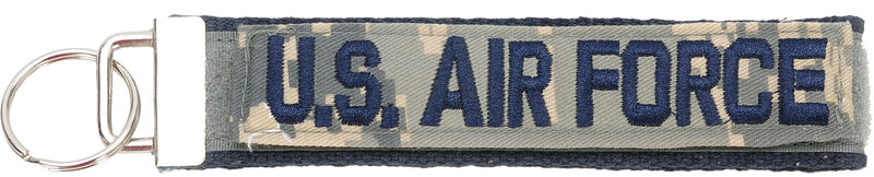 Air Force Branch of Service Key Chain - UNIFORMED®