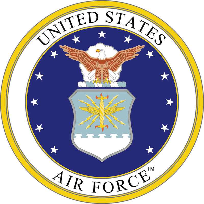 Air Force Seal Magnet - UNIFORMED®