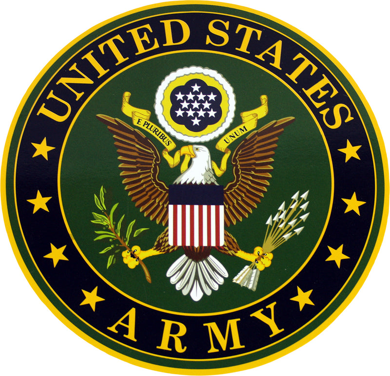 Army Seal Magnet - UNIFORMED®