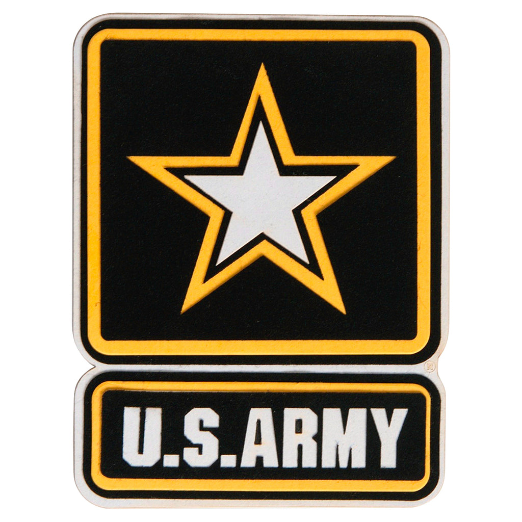 Army Logo Die Cut - UNIFORMED®