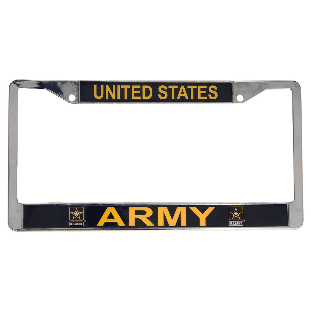 U.S. Army License Plate Frame - UNIFORMED®