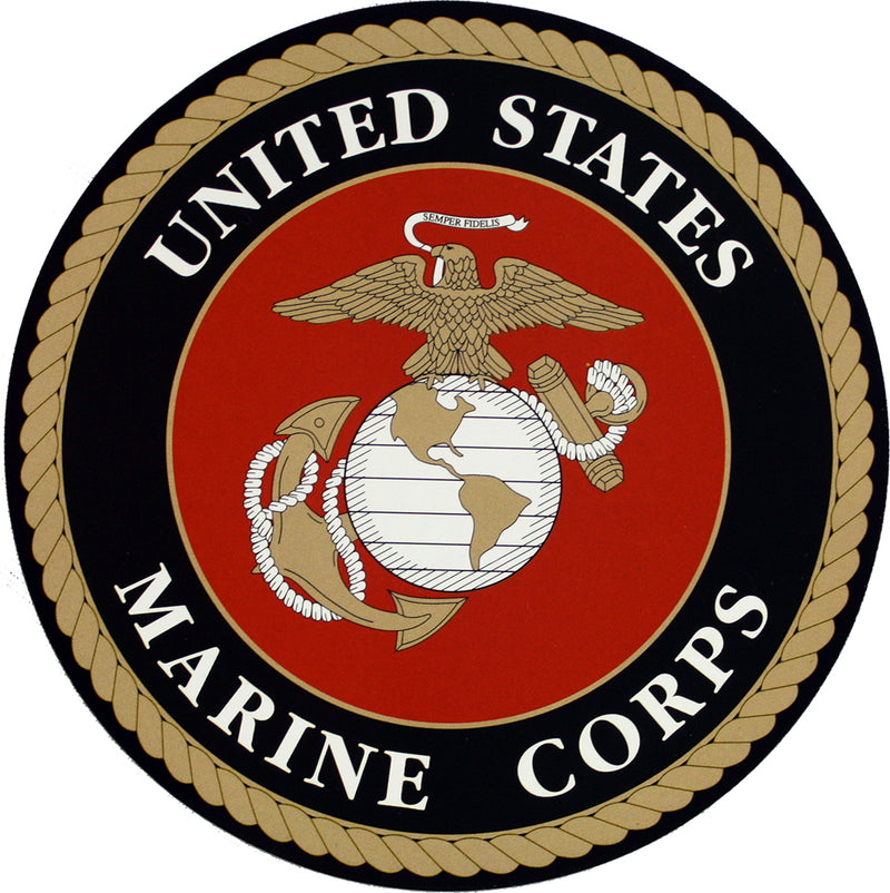Marines Seal Magnet - UNIFORMED®