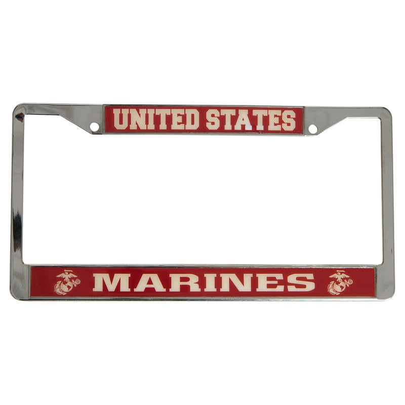 U.S. Marine License Plate Frame - UNIFORMED®