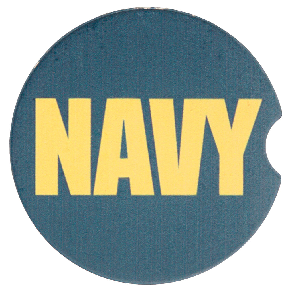 Navy Auto Coaster - UNIFORMED®