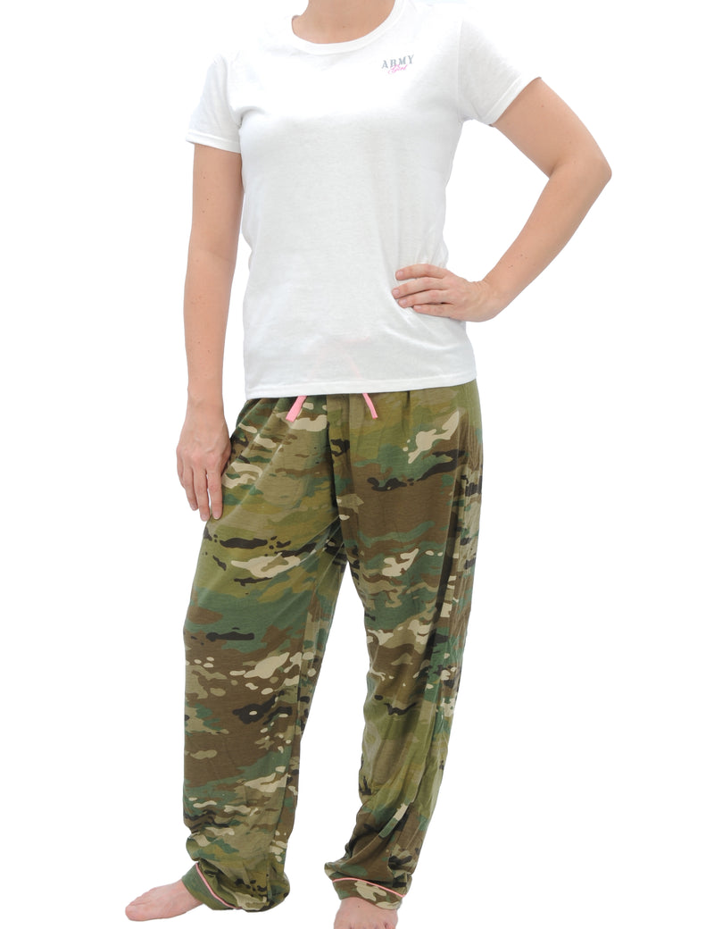Uniformed Women's Lounge Set (Army) - UNIFORMED®