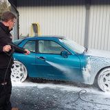 REVIVE Auto Apothecary Car Cleaning Workshop Detailer Snow Foaming Car