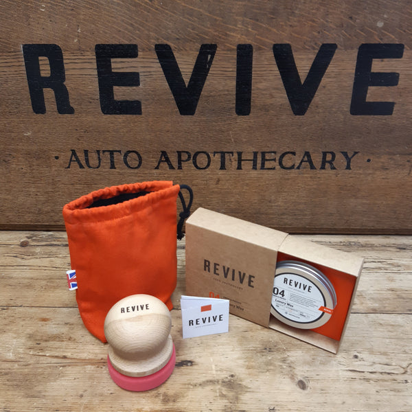 Luxury Wax & Beech Puck Special Offer! (RRP£80.00)