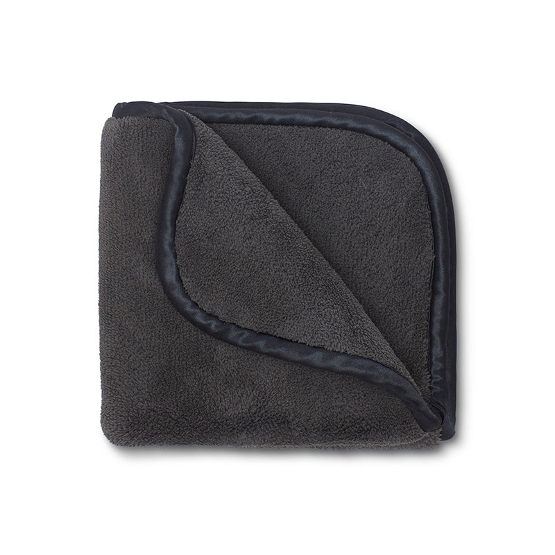Super soft buffing cloth - grey