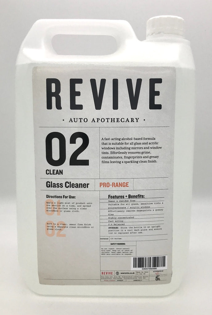 Glass Cleaner Large