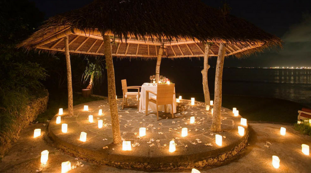 Gazebo Romance In Jimbaran Bay