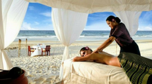 Couples Spa and Dinner On The Beach In Bintan