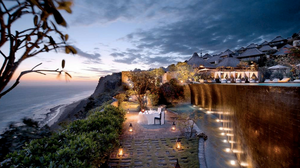 Romantic Starlight Cliffside Dinner In Uluwatu