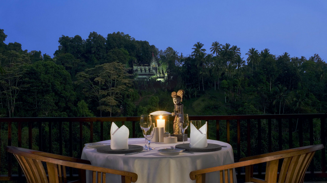 7 Star Romantic Dinner In Ubud