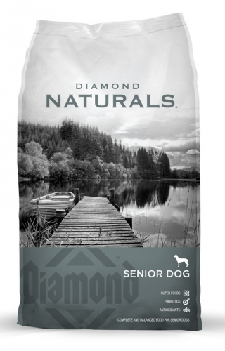 Diamond Naturals Senior Dry Dog Food