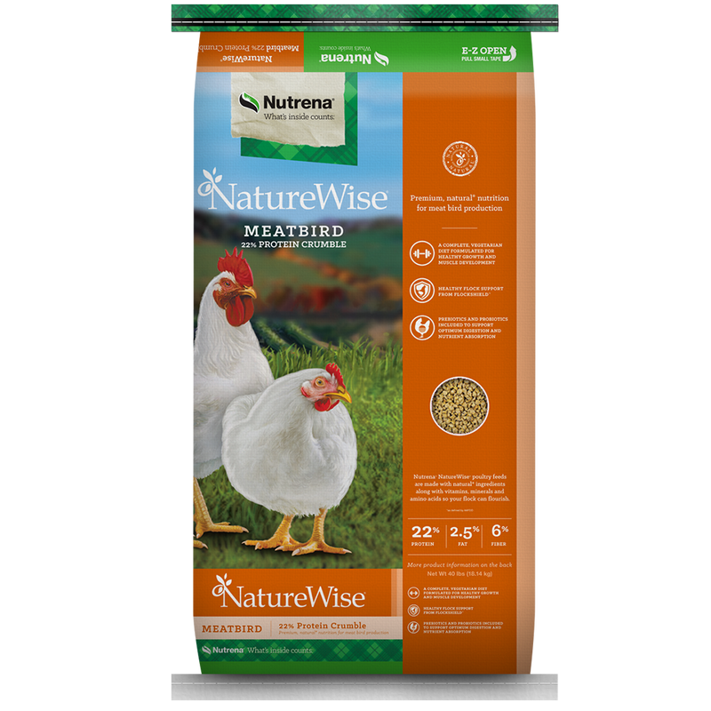 NatureWise Meatbird Feed