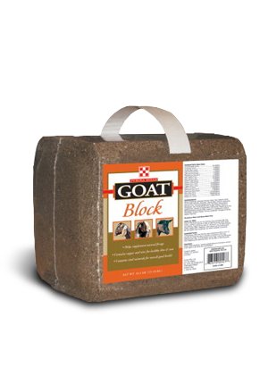 Purina® Goat Block