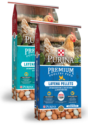 Purina® Layena Crumble