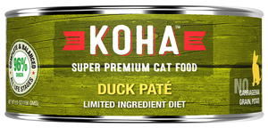 KOHA Duck Pâté Wet Cat Food