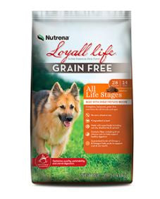Loyall Life Grain Free Beef with Sweet Potato Recipe