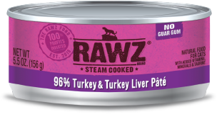 Rawz Turkey and Turkey Liver Pate
