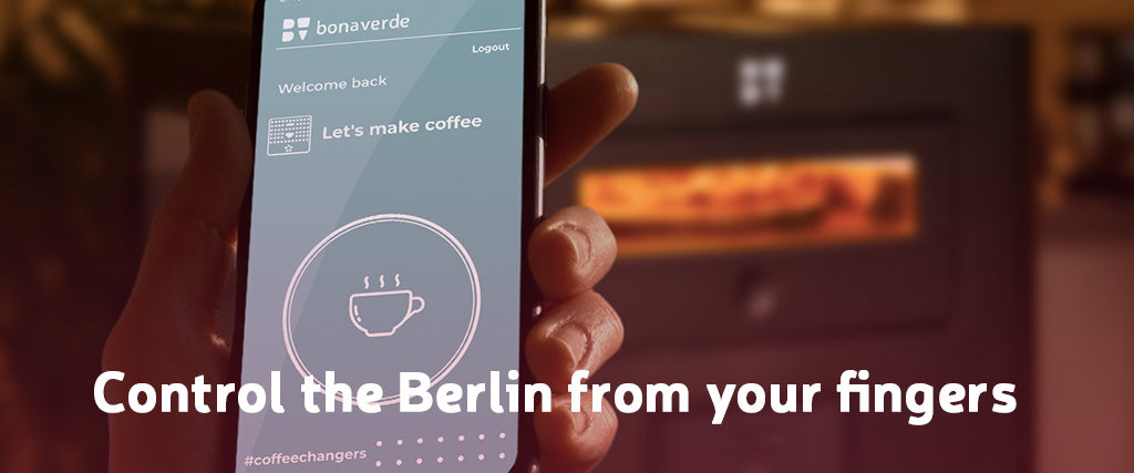 myBonaverde: The Revolutionary Online Coffee App Beta Release