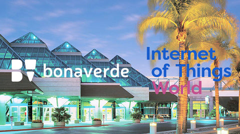 Bonaverde was in the Internet Of Things Event in Santa Clara US