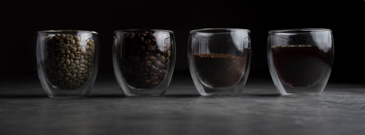 Coffee - Glasses  - Bonaverde Coffee Experience