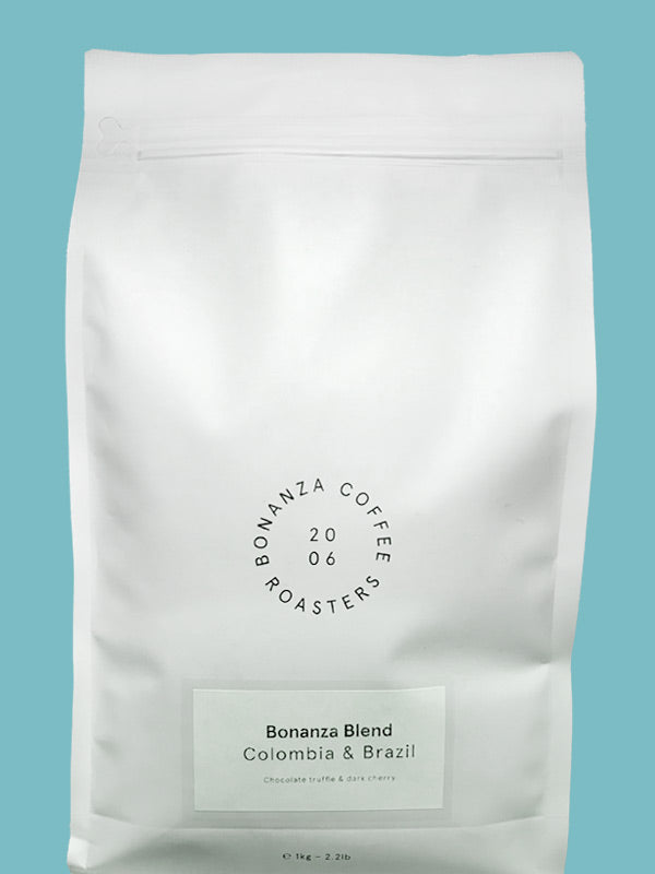 Bonanza: Brazil & Colombia Blend [Light Roast]