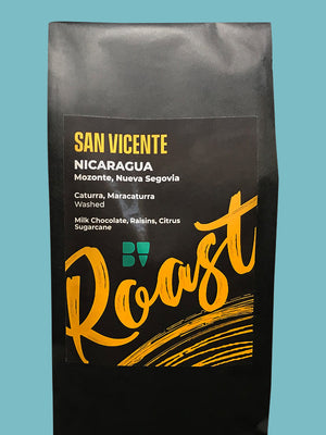 San Vicente 500g [Medium Roast]