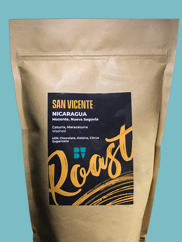 San Vicente 500g [Light Roast]