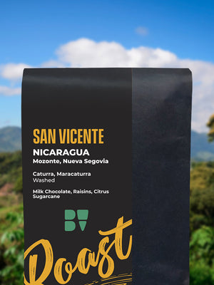 San Vicente 250g [Medium Roast]