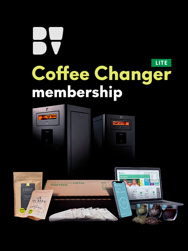 Coffee Changer Membership - Lite
