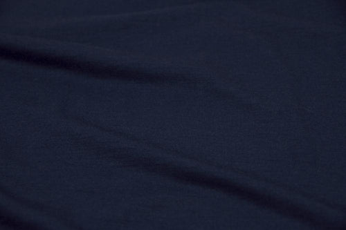 Wolk-Climaforce Merino T-shirt-navy blue
