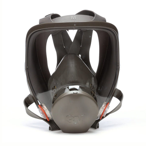 06800 / 06900 Full Facepiece Reusable Respirator M/L (Without Filters)